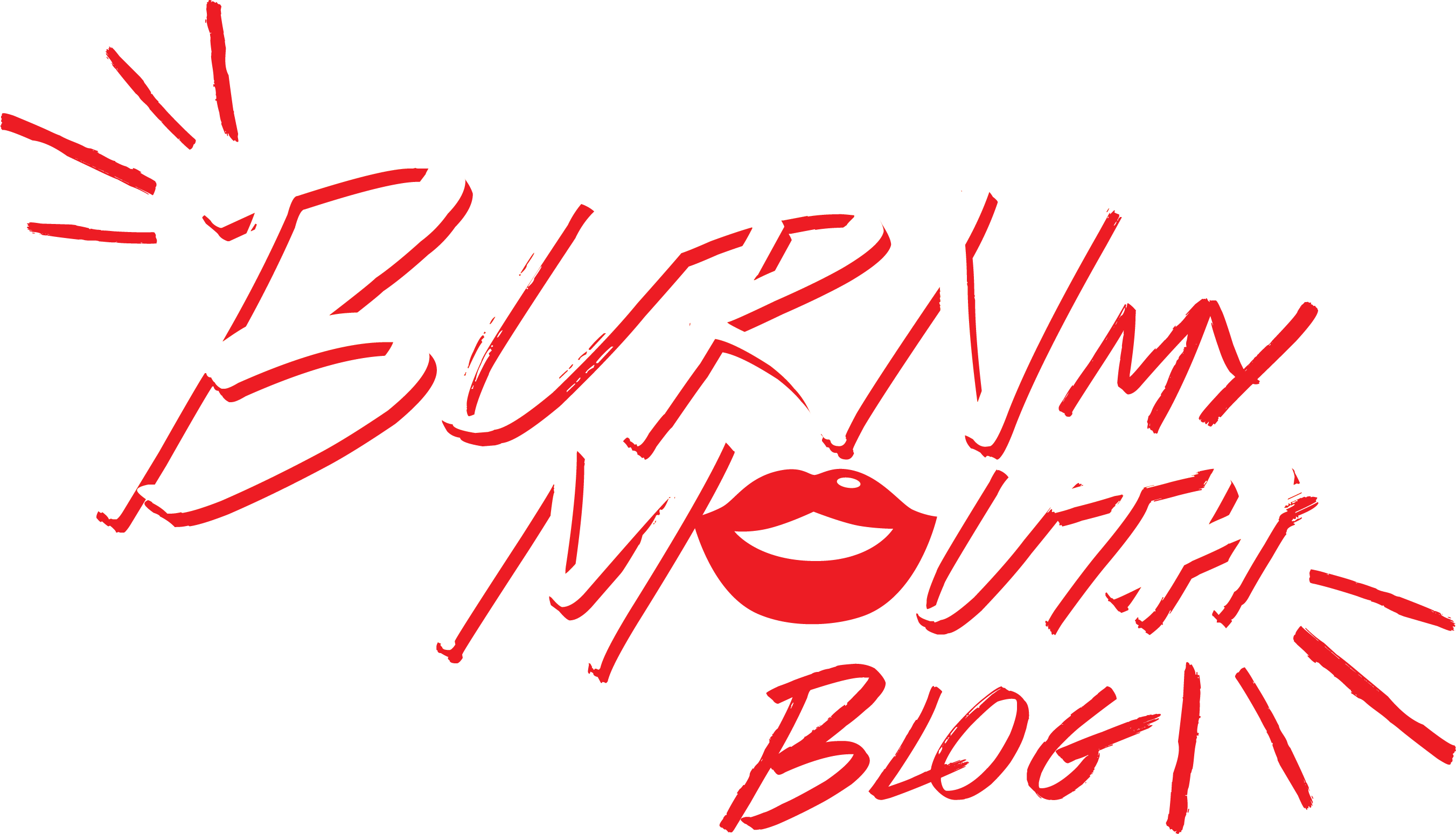 Burn My Mouth Blog